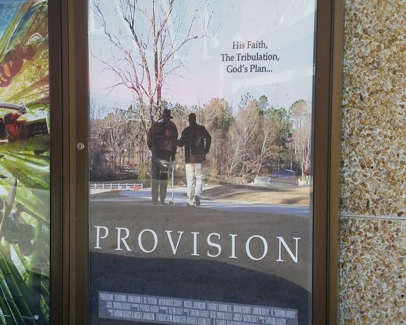 Provision screening in Lexington 2018