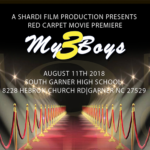 Premiere of My 3 Boys